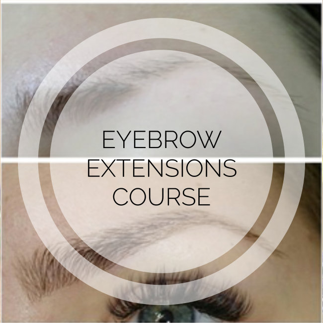 Eyebrow Extensions Course Scottish Beauty Expert