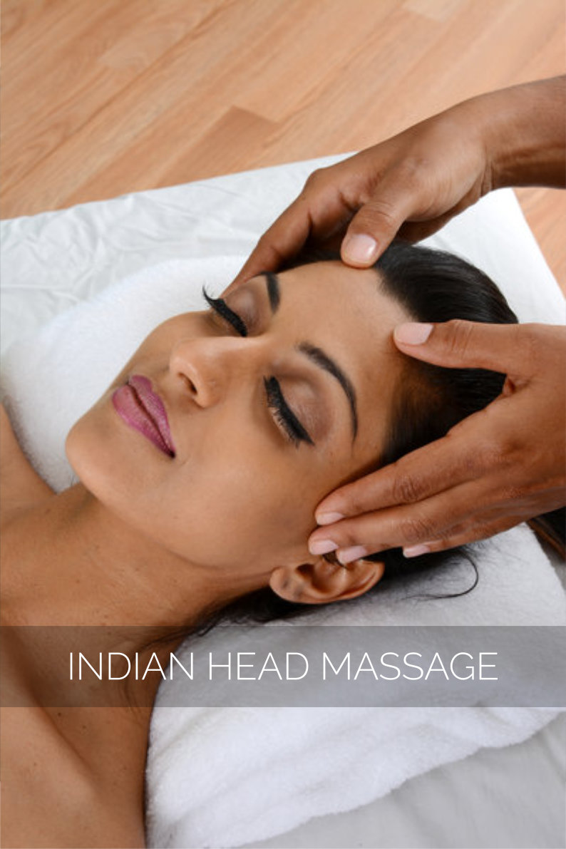 Indian facial massage agree with