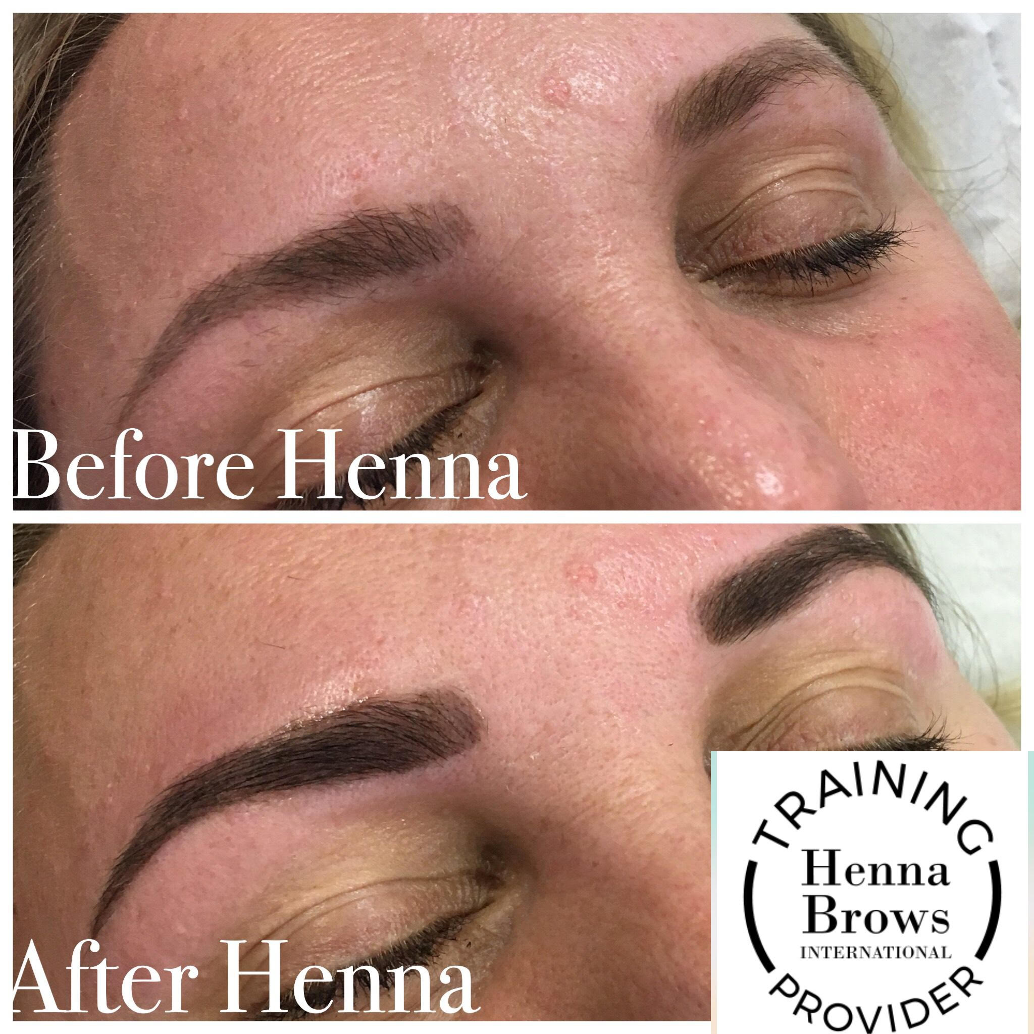 Henna Brows Course Scottish Beauty Expert