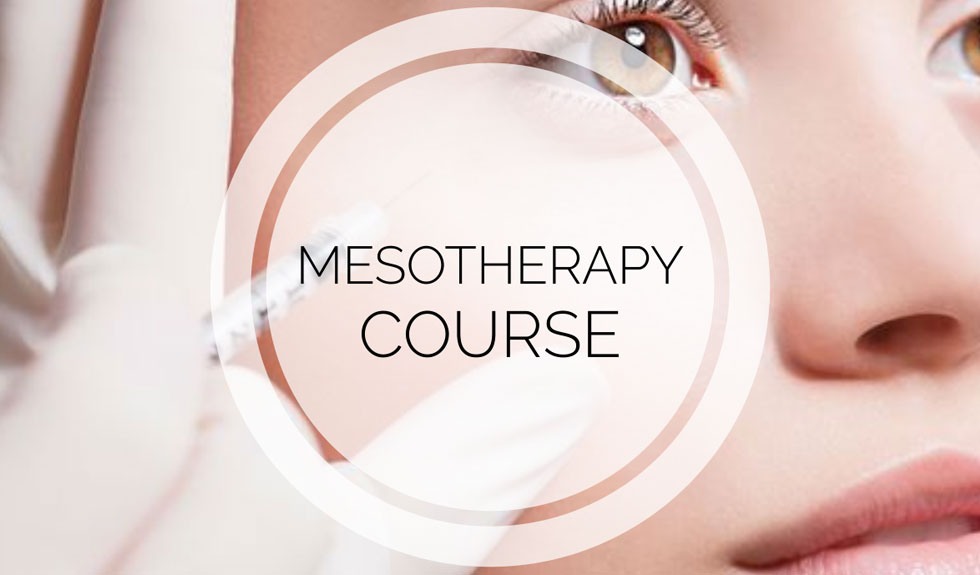 Become an Expert with Mesotherapy Course from a Top Academy