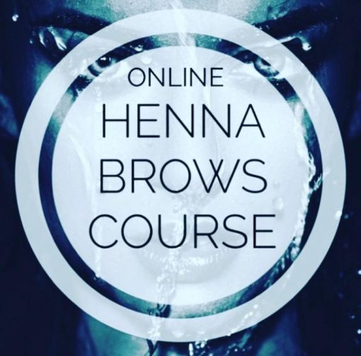 Online Henna Brows Course
